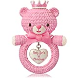 1 X Baby Girl's First Christmas - 2014 Hallmark Keepsake Ornament
