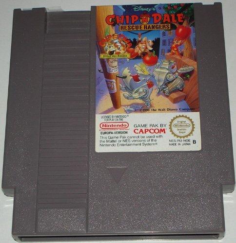Chip n dale rescue rangers - NES - PAL