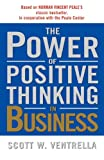 img - for The Power of Positive Thinking in Business: Ten Traits for Maximum Results book / textbook / text book
