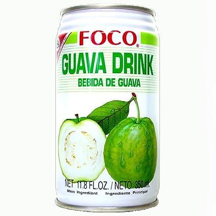 Guava Drink Foco Foco Guava Drink Can Small