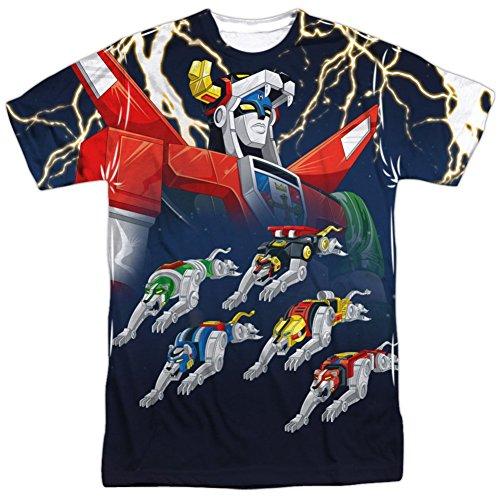 Sublimation: Boltron Voltron T-Shirt