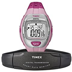 Timex Zone Trainer Digital Heart Rate Monitor - Mid Size by Timex