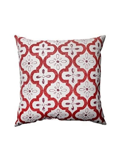 Conservatory Berry Indoor/Outdoor Throw Pillow