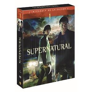 Supernatural - Saison 1 - Coffret 6 DVD
