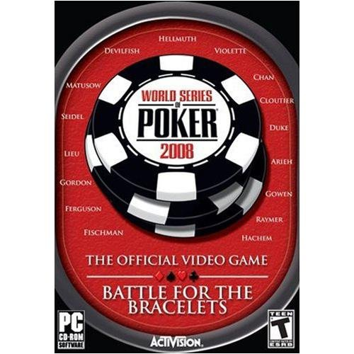 World Series of Poker 2008: Battle for the Bracelets - Windows