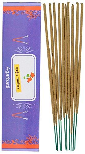 Deepa Traders Powder Incense Sticks (23 Cm X 3 Cm X 23 Cm, Grey, Pack Of 50) - B01G3LL828