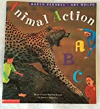 Animal Action (0590689436) by Karen Pandell