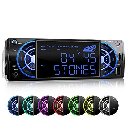 xomax-xm-rsu234-radio-de-coche-autoradio-con-7-colores-ajustables-iluminacion-azul-rojo-amarillo-mor