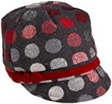 San Diego Hat Girls 2-6x Polka Dot Cap