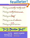 Is It Done Yet?: Teaching Adolescents...