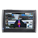 4.3 inch TFT touch Screen GPS Navigator with 4GB memory and Map, Without Bluetooth