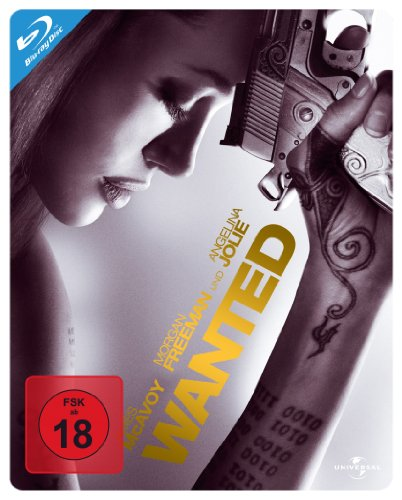 Wanted - Steelbook [Blu-ray]