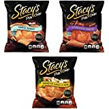 Stacy's Pita Chips Variety Pack, 1.5 Ounce Bags (Pack of 24)