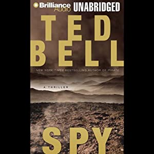Spy Audiobook