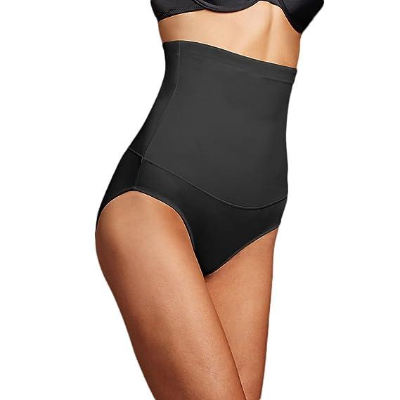Flexees by Maidenform Women's Plus Fat Free Dressing Hi Waist Brief