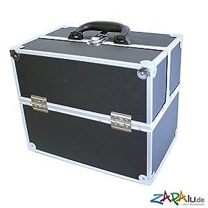 Beauty case make up nail art valigette valigetta valigia - Valigia porta vinili ...
