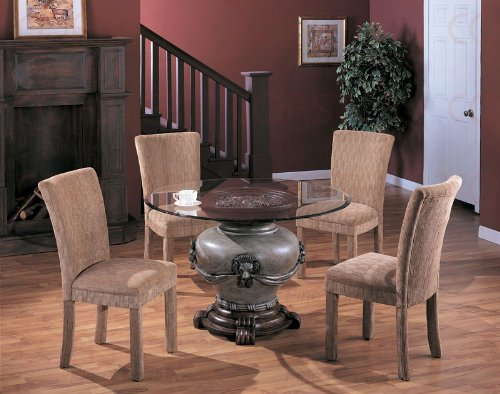 Cheap 48-inch Round Glass Table Top – Coaster CB48RD (CB48RD)