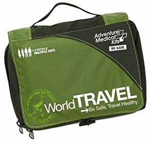 Adventure Medical Kits World Travel Kit by Adventure Medical Kits