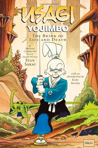 Usagi Yojimbo Volume 10: The Brink Of Life And Death (2nd Edition) (Usagi Yojimbo Usagi Yojimbo)