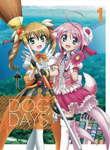 DOG DAYS´ (完全生産限定版) 全6巻セット [マーケットプレイス Blu-rayセット]