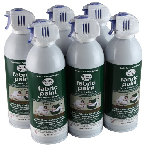 Non Fading Uphostery Paint Spray