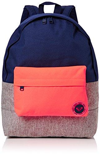 roxy-damen-sugar-j-backpack-blau-14-x-33-x-46-cm-16-liter