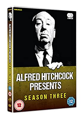 Alfred Hitchcock Presents - Season Three (5 disc box set) [DVD]