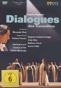 Poulenc;Francis Dialogues Des [Import]