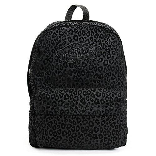 Vans Zaino Casual, Leopard Black/black (nero) - V00NZ0KJY