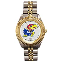 Kansas Jayhawks Suntime Ladies Executive Watch - NCAA College Athletics