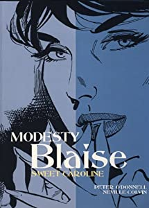 Modesty Blaise Art