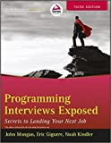 img - for Programming Interviews Exposed: Secrets to Landing Your Next Job - International Economy Edition book / textbook / text book
