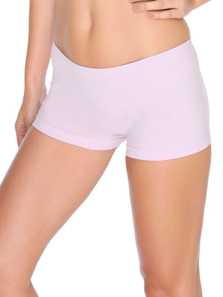 Champion C9 Women's Boy Short Dirty Pink Panties