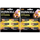 Duracell Alkaline Battery AAA Pack Of 2 (12 Cell)