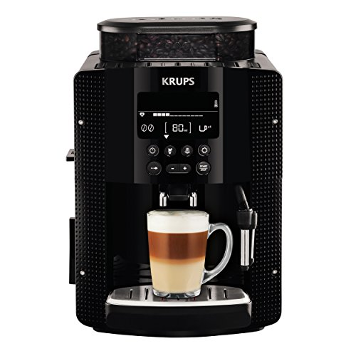 BESTSELLER UK #1 Super-Automáticas Cafeteras EA8150 (Milano Negra) Best Buy Price Review uk