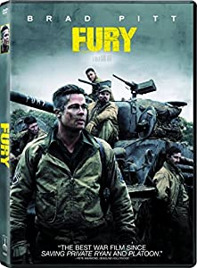Fury from Sony Pictures Home Entertainment