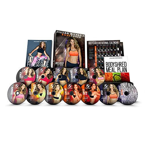 Jillian Michaels BODYSHRED