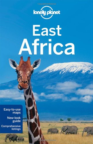 Lonely Planet East Africa (Travel Guide) front-846464