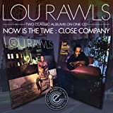 echange, troc Lou Rawls - Now Is The Time : Close Company