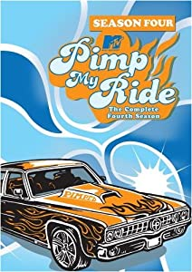 Pimp My Ride, The Complete Fourth Season