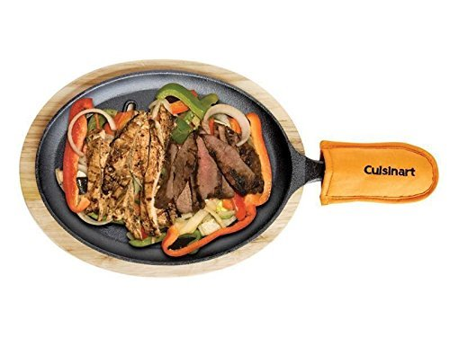 Cuisinart 3-pc. Grill Fajita Set with Wood Tray