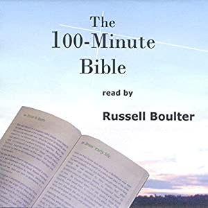 The 100-Minute Bible Audiobook