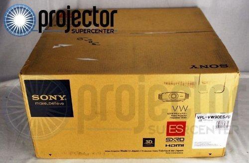 Vpl-Vw90Es 3D Ready Sxrd Projector - 1080P - Hdtv - 16:9