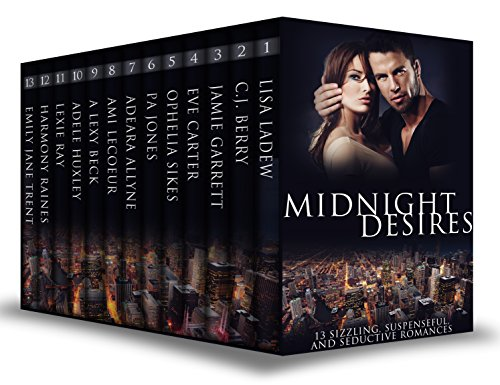 Midnight Desires: 13 Sizzling, Suspenseful, and Seductive Romances book cover