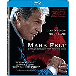 Mark Felt - The Man Who Brought down the White House [Blu-ray]