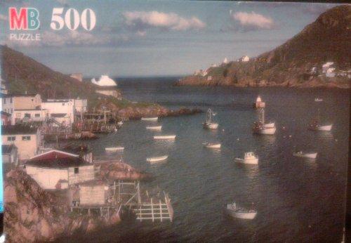 """Croxley """"Newfoundland, Canada"""" 500 Piece Puzzle"""