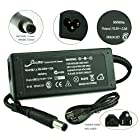[2 Years Warranty] 3 Prongs - Elivebuy® 18.5V 3.5A 65W AC Adapter/Battery Charger for HP Pavilion G6-1B50US G6-1B59WM G6-1B97CL G7-1033CL G7-1073NR G7-1149WM G7-1260US dm4-1062NR dm4-1173CL dv4-2020CA dv4-2049WM dv6-3127DX dv6-6150US dv7-4278NR dv7-6153NR