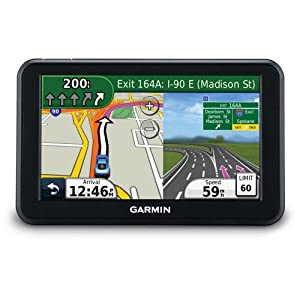 Garmin nüvi 50 5-Inch Portable GPS Navigator(US and Canada)