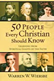 50 People Every Christian Should Know: Learning from Spiritual Giants of the Faith