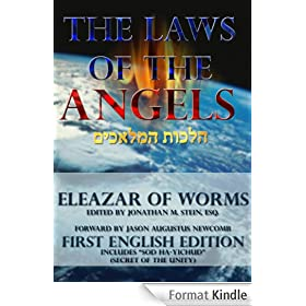 The Laws of the Angels - Hilchot Malachim (with Sod Ha-Yichud) (English Edition)